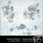 Simple Moments ID Accents-$1.99 (Indigo Designs)