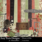 Pieces of Me Combo Pack-$4.99 (Amy Teets)