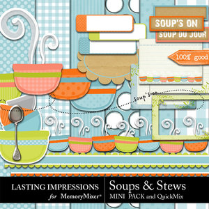 Soups and stews medium