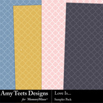 Love Is Sampler Pack-$0.00 (Amy Teets)