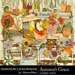 Autumns Grace Combo Pack-$4.99 (Laura Burger)