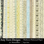 Midterm Paper Pack-$3.49 (Amy Teets)