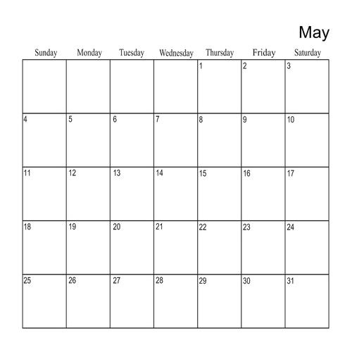 2014 Calendar Template Square Quickmix Scrapbook Page Design
