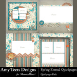 Spring Eternal Quickpages-$2.99 (Amy Teets)
