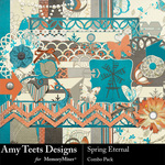 Spring Eternal Combo Pack-$4.99 (Amy Teets)