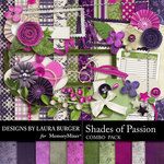 Shades of Passion Combo Pack-$2.00 (Laura Burger)