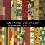 Holiday Collection Paper Pack-$3.49 (Rusty Pickle)