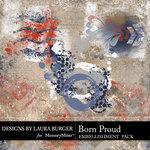 Born Proud Grunge-$2.49 (Laura Burger)