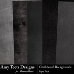 Chalkboard Paper Pack-$3.49 (Amy Teets)