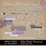 After Dark Dreaming WordArt-$2.49 (Krista Sahlin)