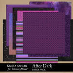 After Dark Paper Pack-$3.99 (Krista Sahlin)