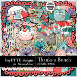 Thanks a Bunch Combo Pack-$7.49 (Fayette Designs)