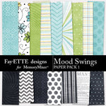 Mood Swings Paper Pack 1-$2.99 (Fayette Designs)