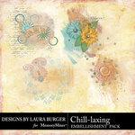 Chillaxing Splatters-$2.49 (Laura Burger)