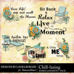 Chillaxing WordArt-$2.49 (Laura Burger)
