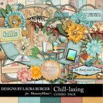 Chillaxing Combo Pack-$4.99 (Laura Burger)