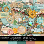 Chillaxing Combo Pack-$4.99 (Laura Burger)
