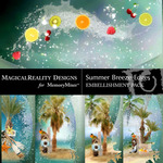 Summer Breeze MR Edges-$1.00 (MagicalReality Designs)