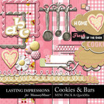 Cookies and Bars Combo Pack-$2.49 (Lasting Impressions)
