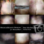 Dear Julia Paper Pack 1-$3.99 (MagicalReality Designs)