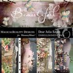 Dear Julia Edges-$1.99 (MagicalReality Designs)