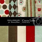 Cocoa Latte Paper Pack-$3.99 (Paula Phillips)