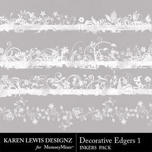 Inkers decorative edgers 1 medium