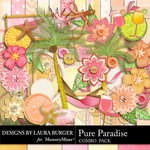 Pure Paradise Combo Pack-$4.99 (Laura Burger)