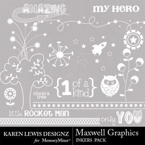 Inkers maxwell graphics medium