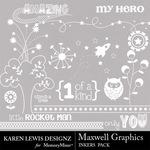 Maxwell Inkers-$1.99 (Karen Lewis)