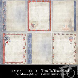 Timetotravel card medium