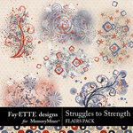 Struggles to Strength Big Fancies Pack-$2.99 (Fayette Designs)