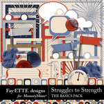 Struggles to Strength The Basics-$2.99 (Fayette Designs)