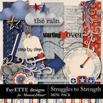 Struggles to Strength Mini Pack-$2.99 (Fayette Designs)