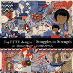 Struggles to Strength Combo Pack-$5.99 (Fayette Designs)
