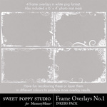 Frame Overlays Inkers 1-$1.99 (Sweet Poppy Studio)