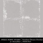 Sunshine Dreams Overlays Inkers-$1.99 (Sweet Poppy Studio)
