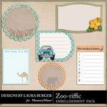 Zoo riffic Journals-$2.49 (Laura Burger)