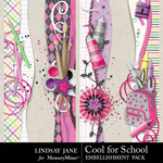 Cool for School Borders-$1.99 (Lindsay Jane)