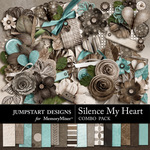 Silence My Heart Combo Pack-$7.99 (Jumpstart Designs)