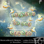 Lullaby Of The Leaves Alpha Pack-$0.50 (MagicalReality Designs)