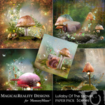 Lullaby Of The Leaves Scenes-$1.99 (MagicalReality Designs)