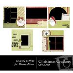 Christmas Crackers QuickMix-$2.00 (Karen Lewis)