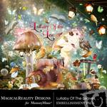 Lullaby Of The Leaves Embellishment Pack-$2.00 (MagicalReality Designs)