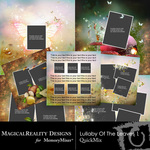 Lullaby Of The Leaves 1 QuickMix-$3.99 (MagicalReality Designs)