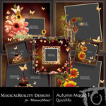 Autumn Magic QuickMix 1-$3.99 (MagicalReality Designs)