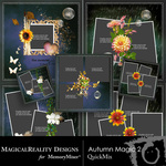 Autumn Magic QuickMix 2-$3.99 (MagicalReality Designs)