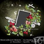 Our Wedding Book QuickMix-$9.99 (MagicalReality Designs)
