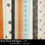 31st Paper Pack-$3.49 (Amy Teets)