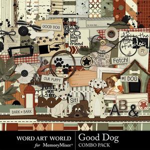 Good dog medium